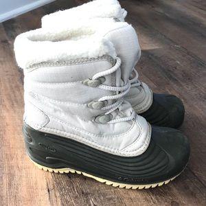Columbia Powder Stomper Snow Boots Children's sz 1